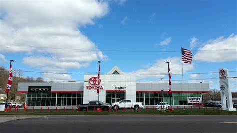 Summit Toyota Of Akron Our Brand New Facility Open Now Yelp