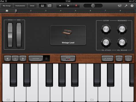 Garageband Keyboard Sensitivity Topley S Weblog