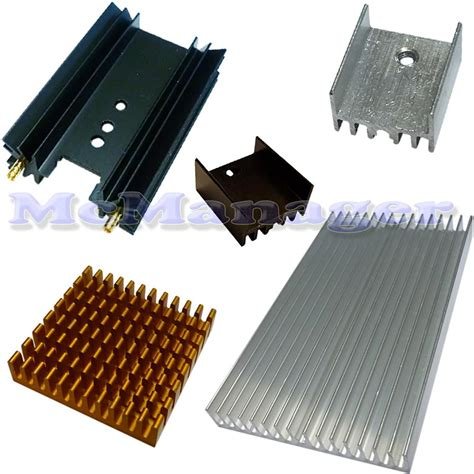 what is heat sink small heat sink for power transistor mosfet ic to 3 to 126