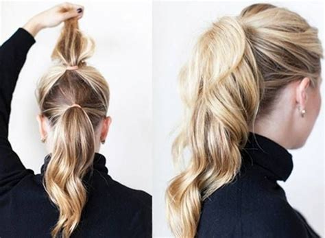 hiw ti wear a pony tail with hair extensions 590 best hair images on pinterest hair dos braids and