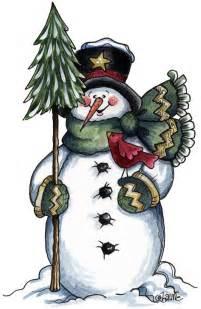 Country Snowman Clipart snowman i snowmen