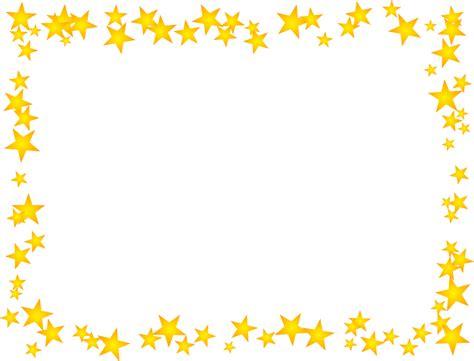 Star Border Template reading award certificate 3 best 10 templates