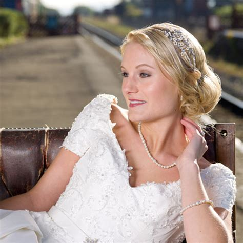 Vintage Inspired Wedding Hair Pieces by Vintage Inspired Wedding Hair Pieces Quality Hair