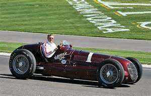 Maserati 8ctf Maserati 8ctf Boyle Special Herdenkt Indianapolis 500 Zege
