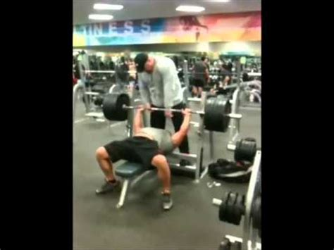 495 bench press 495 x 2 bench press 245lbs at age 44 youtube