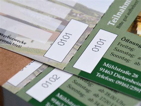 Hologramm Aufkleber Mit Eigenem Logo by G 252 Nstig Eintrittskarten Drucken Versandkostenfrei