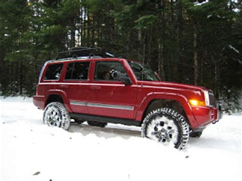 2006 Jeep Commander Lift Kit Jeep Commander December 2006