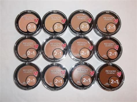 Eyeliner Revlon 2in1 revlon colorstay 2 in 1 compact makeup and concealer duo 0 42oz you choose ebay