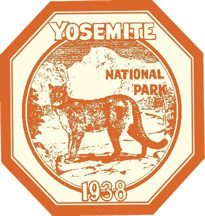 printable sticker paper national bookstore yosemite national park ranger doug s enterprises