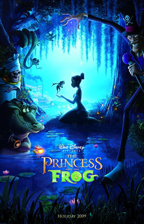 Disney S The Princess And The Frog Movie Review Review Princess And The Frog Frog