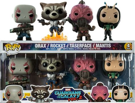 Funko Pop Marvel Guardian Of The Galaxy Vol 2 Nebula funko pop marvel guardians of the galaxy vol 2 pack of