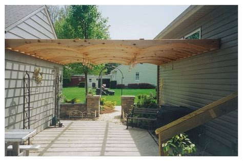 Patio Overhangs by Patio Overhang Garden