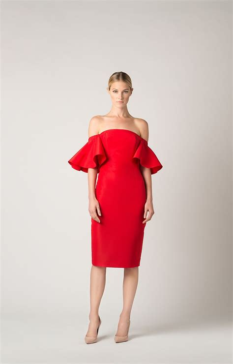 Luxy Ruffle Dress 459 best looks i images on fall winter fashion and winter style