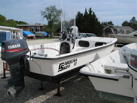 skiff jack boat 2000 carolina skiff with 2002 yamaha 2 stroke the hull