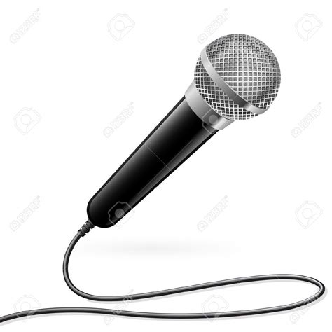 microphone clipart radio microphone clip of microphone clipart 2785