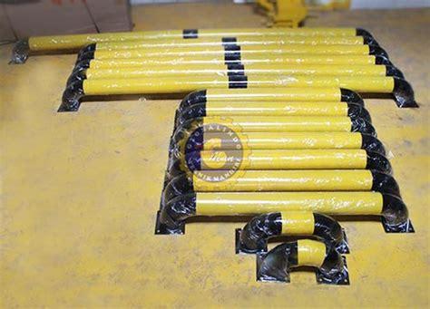 Baseplate Wingrack Besi jual produksi stopper parkir besi globalindo teknik mandiri