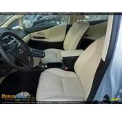 Parchment Interior  2010 Lexus HS 250h Hybrid Premium