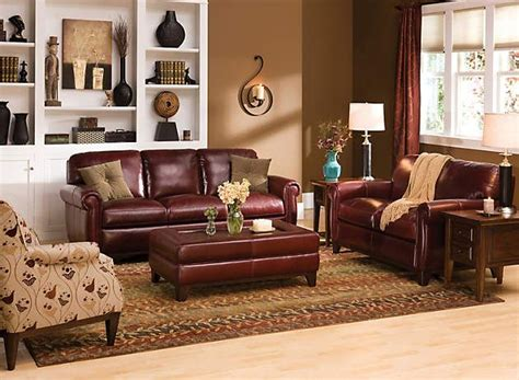 living room color burgundy camel for the home