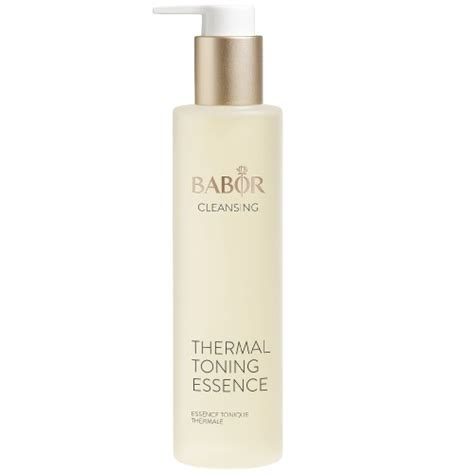 Babor Toning Essence 200ml babor cleansing thermal toning essence 200 ml g 252 nstig