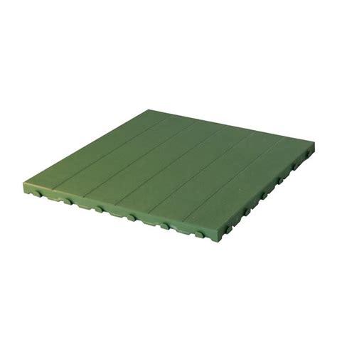 piastrelle da esterno piastrella in plastica da esterno per pavimentazione