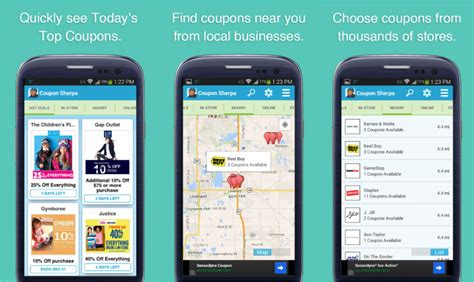 groupon mobile app best coupon app india smartphone coupon apps top 10