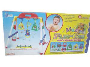 Infan Land Musical Play littlebeeshop mainan bayi
