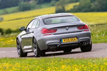 bmw m6 gran coupe review | auto express