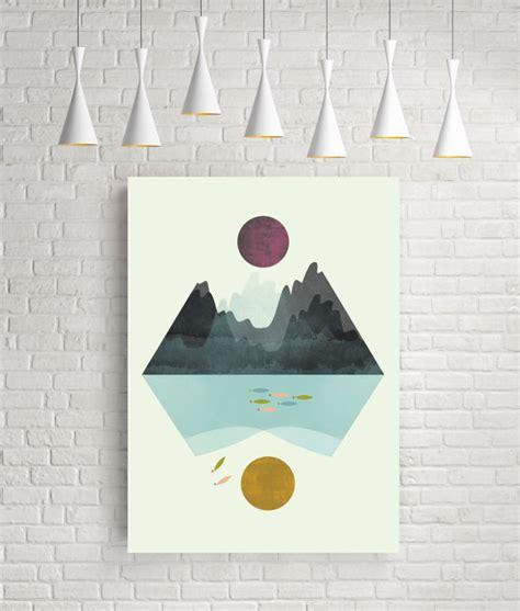 minimalist wall decor minimalist art minimalist print minimalist wall art by flatowl