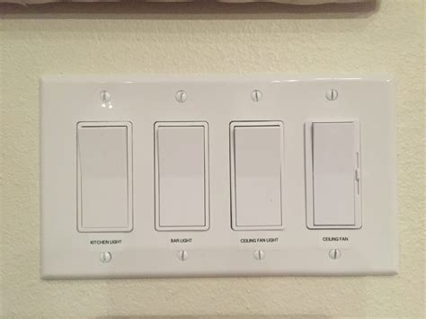kitchen light switches 15 facts about kitchen light switches