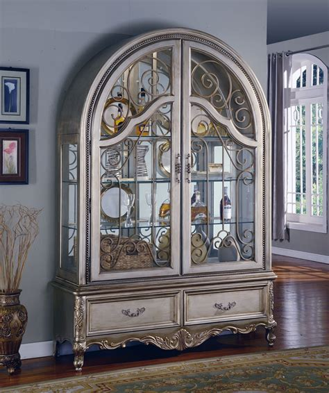 house grand manor collectors cabinet gall