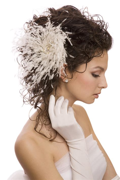 Wedding Hair For Shape by Alternatives To Wedding Veils 10 And Stylish Wedding