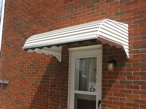 aluminum door awnings pin by jean warr on awnings porticos pinterest