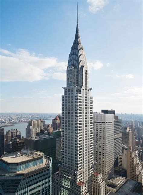 When Was The Chrysler Building Built by Chrysler Building Facts And Information The Tower Info