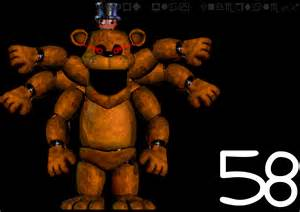 The new freddy from fnaf 58 is looking great and who else enjoyed