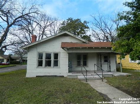 houses for sale 78210 1001 kayton ave san antonio texas 78210 reo home details foreclosure homes free