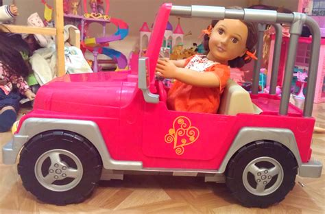 Our Generation Doll Jeep Our Generation Alejandra Doll Review Ourgenerationdolls
