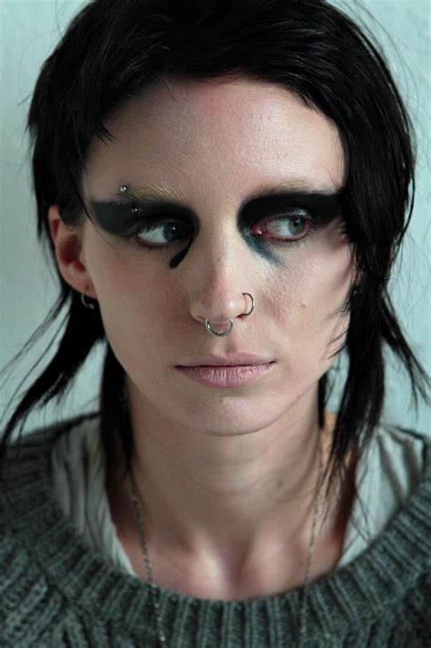 the girl with the dragon tattoo rooney mara rooney mara actors rooney mara
