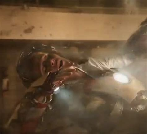 Pepper Potts Suits Up In Iron Man 3!