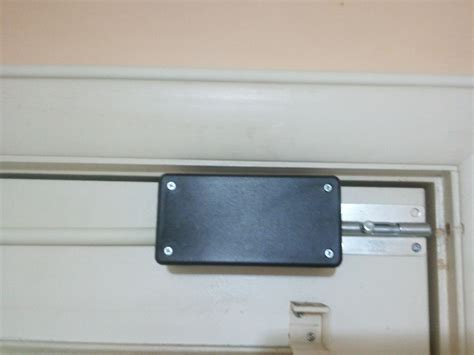 automatic door lock unlock for home office make