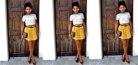 mustard color skirt how to style a mustard yellow skirt
