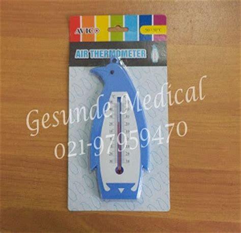 Termometer Avico toko termometer ruangan termometer dinding toko medis jual alat kesehatan