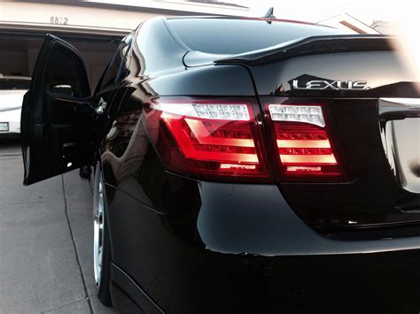Ls And Lighting by Avest Specd Ls460 Led Lights Club Lexus Forums