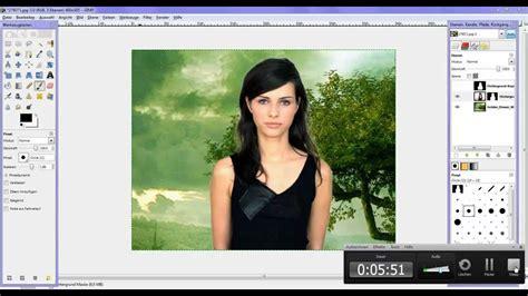 tutorial gimp freistellen tutorial 3 gimp person freistellen youtube