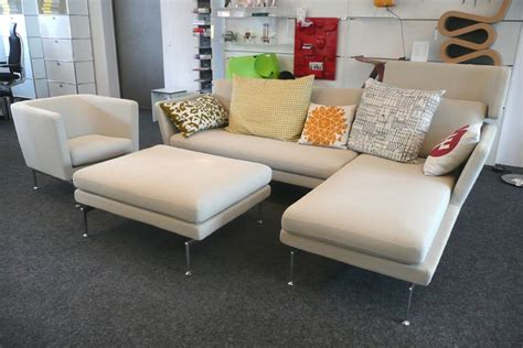 Ottomane Gebraucht by Sofa Suita Inkl Chaise Lounge Ottoman Vitra