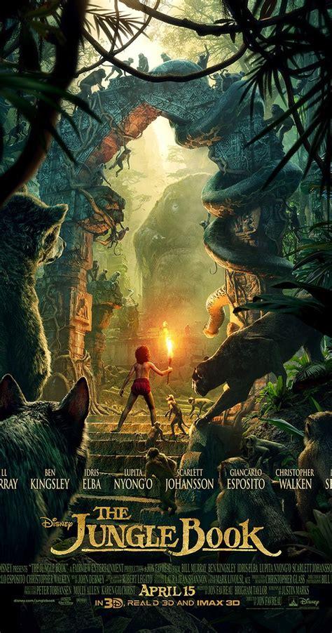libro the movie art of the jungle book 2016 imdb