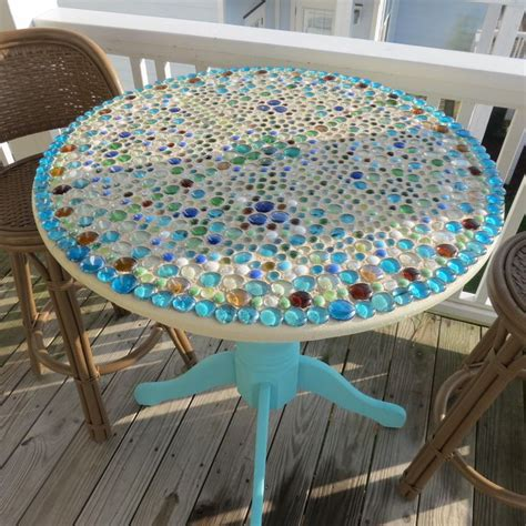 Mosaic Top Patio Table Mosaic Patio Table Mosaic Tables Mosaics And Patio
