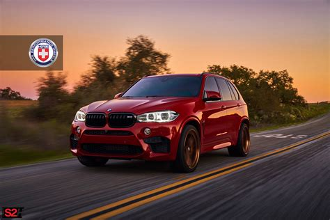 red bmw 2017 classy melbourne red bmw x5 m with hre wheels