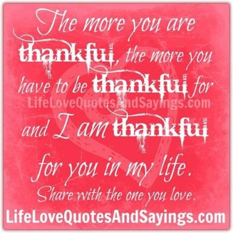 thankful for you quotes thankful for my quotes quotesgram