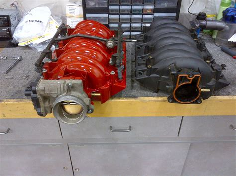 Paint Ls by Painting Ls1 Intake Third Generation F Message Boards