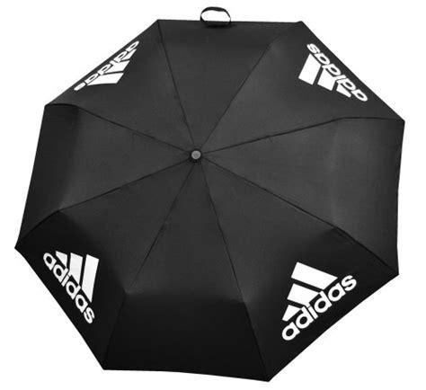 Adidas Umbrella Limited by Adidas Single Canopy Compact Golf Umbrella Black 44 Inch